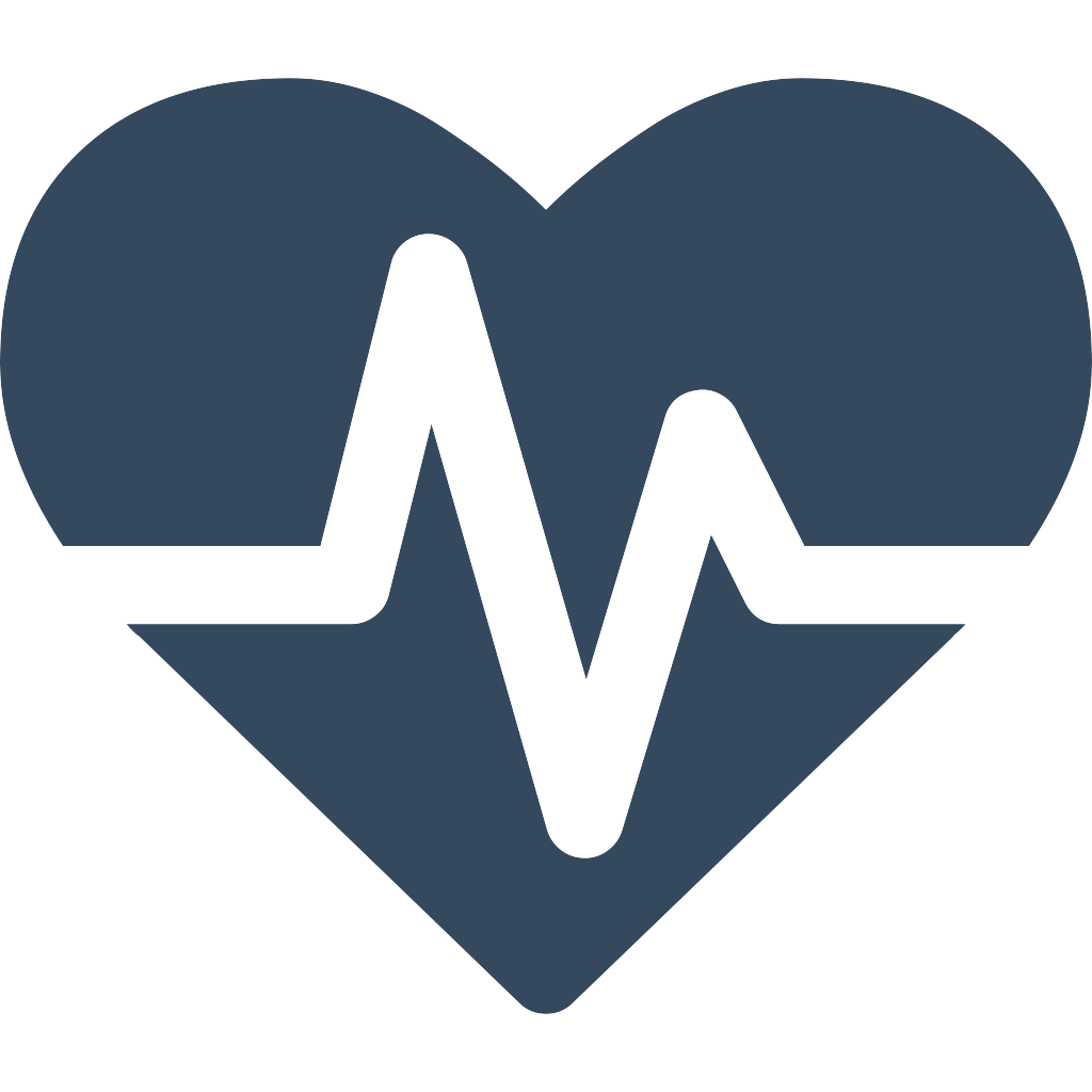 Large Heartbeat Icon