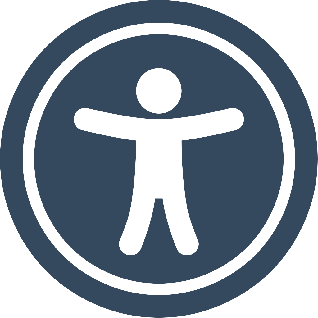 Large Accessibility Icon